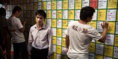Безработица — крупнейшая проблема Китая