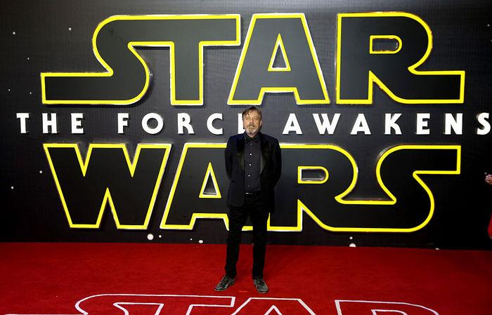 Марк Хэмилл, исполнитель роли Люка Скайуокера. Фото: Chris Jackson / Getty Images