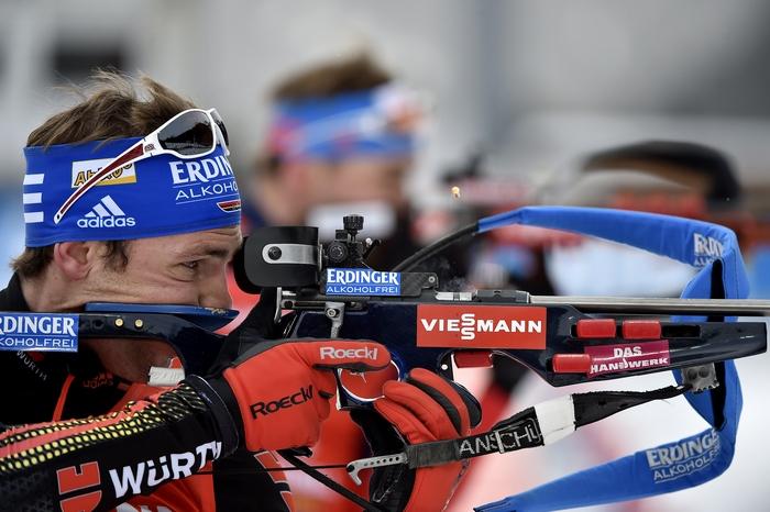 7 февраля биатлонисты Германии выиграли смешанную эстафету на седьмом этапе Кубка мира по биатлону в канадском Кэнморе.