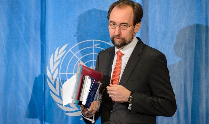 Китайские интернет-пользователи согласны с критикой ООН в адрес Китая