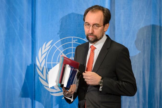 с критикой ООН в адрес Китая