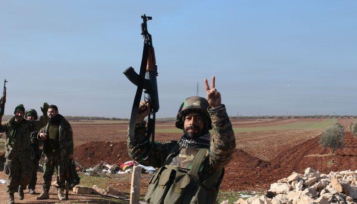 Саудовская Аравия может совместно с Турцией направить войска в Сирию