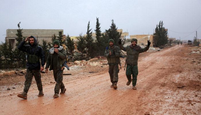 Армия Сирии при поддержке РФ вплотную подошла к турецкой границе