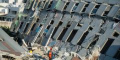 На Тайване растёт число жертв землетрясения (видео)