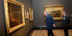 Первая за 50 лет выставка Делакруа откроется в Британии