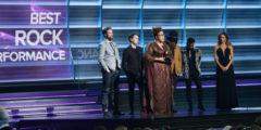 «Грэмми»: лучшей песней года признана Thinking Out Loud Эда Ширана (видео)