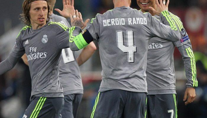 «Реал» обыграл «Рому», «Вольфсбург» ― «Гент» в матчах ЛЧ (видео)