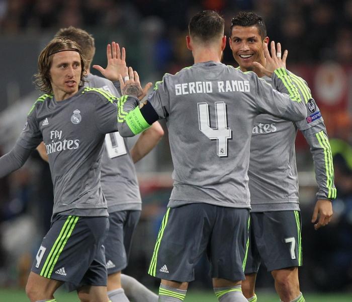 17 февраля, мадридский Реал обыграл римскую «Рому» в гостевом матче 1/8 финала Лиги чемпионов.