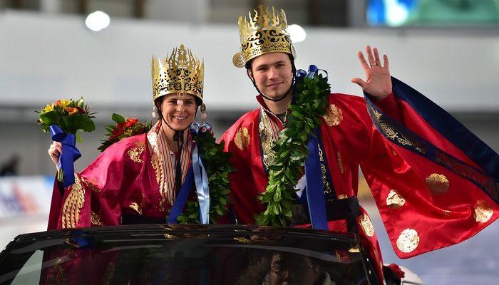 Конькобежца Кулижникова короновали в Сеуле
