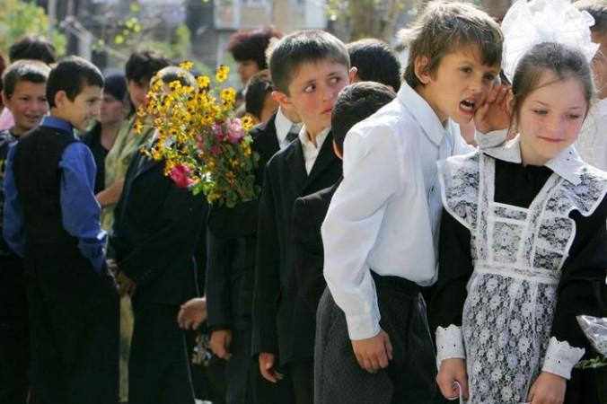 Фото: VIKTOR DRACHEV/AFP/Getty Images
