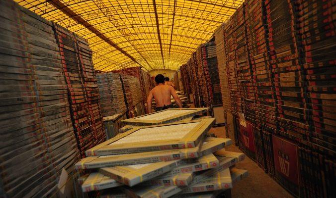 Сделано в Китае: токсичные стройматериалы