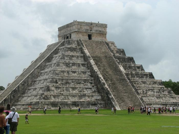 Пирамида Майя в Мексике. Фото: mattiaverga/pixabay.com/CC0 0.1