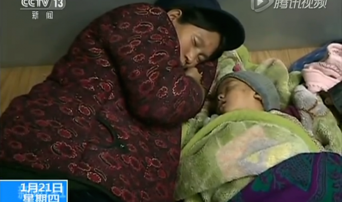 В Китае раскрыта сеть по торговле детьми