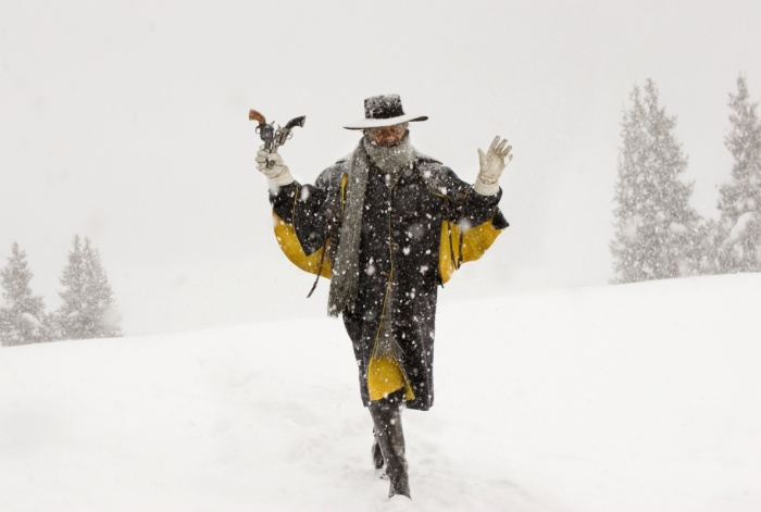 Сэмюэль Л. Джексон в роли охотника за головами. Фото: Andrew Cooper/SMPSP/The Weinstein Company