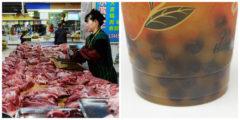 Зомби-мясо, резиновый чай и креветки с гелем: скандалы  с китайскими продуктами в 2015 году