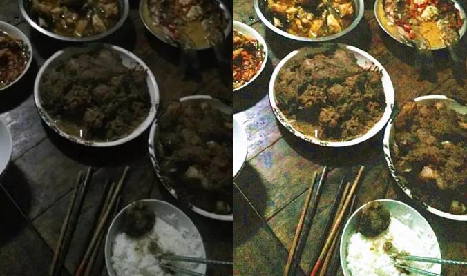 Китаянка бросила бойфренда за невкусный новогодний ужин