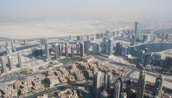 Дубай — жемчужина пустыни