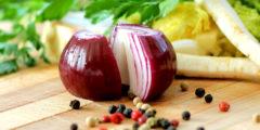 Польза лука: 5 полезных качеств