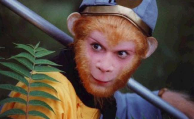 Царь обезьян Сунь Укун