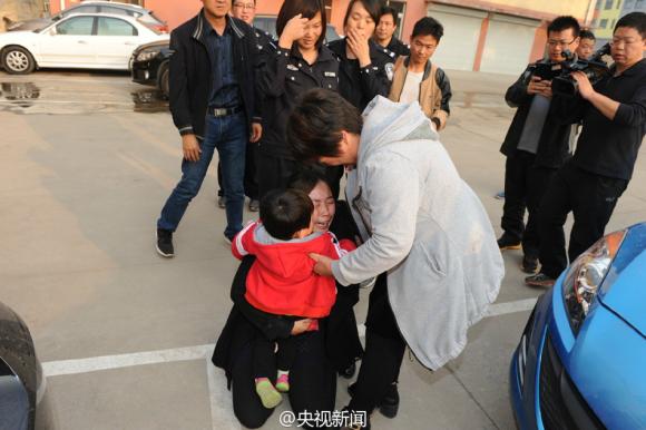 Фото: China Central Television