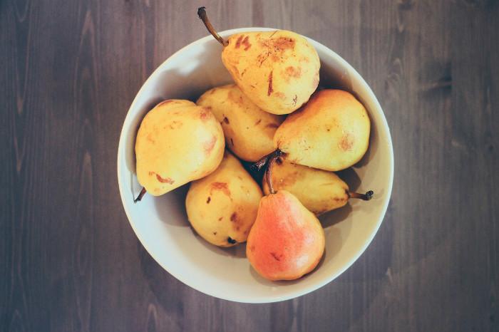груши, плоды, фрукты