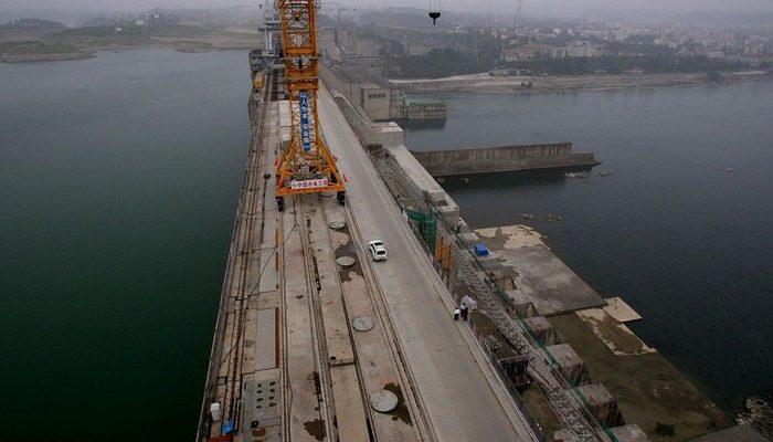 Грандиозный проект поворота рек в Китае является крупным рассадником коррупции