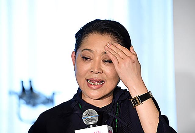 Телеведущая китайского канала CCTV Ни Пин на днях сообщила, что останется на ПМЖ в Ванкувере. Это вызвало в китайскоязычном Интернете широкий резонанс. Фото: архив Великой Эпохи