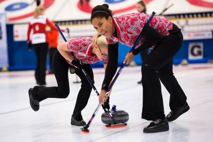 Чемпионат мира по кёрлингу. Фото: curling.ru