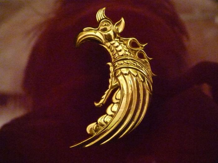 Золото скифов. Фото: Derzsi Elekes Andor /uk.wikipedia.org/CC BY-SA 3.0