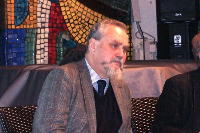 Профессор Андрей Зубов. Фото: Ульяна Ким/Великая Эпоха