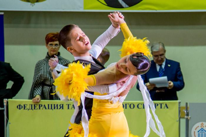 На Чемпионате Рязанской области по танцевальному спорту. Фото: Сергей Лучезарный/Великая Эпоха