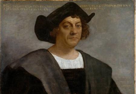 Посмертный портрет Христофора Колумба кисти Себастьяно дель Пьомбо, 1519 г. Фото: Public Domain
