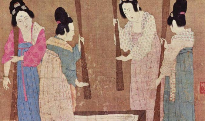 Как в Китае изобретали мыло