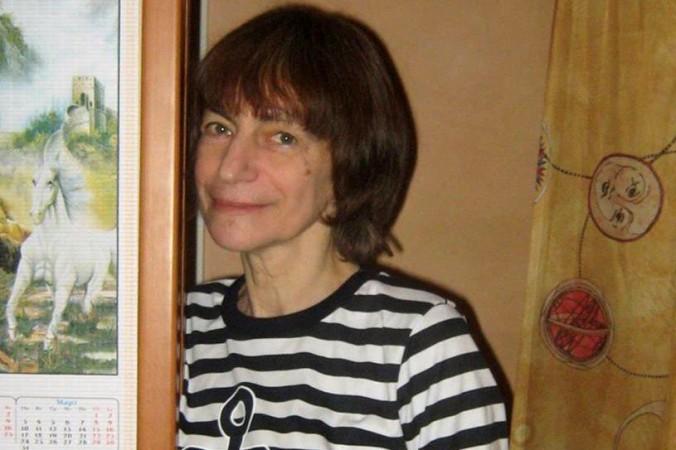 Поэтесса Елена Григорьева. Фото предоставлено автором.