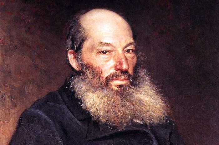 Портрет работы И. Репина (1882). Фото: public domain/wikipedia