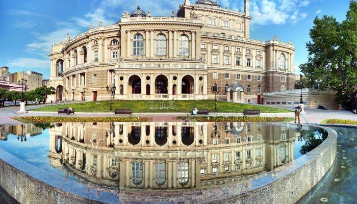 Одесса — прекрасный город с богатой историей