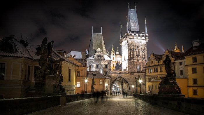 Мистическая и романтичная Прага
