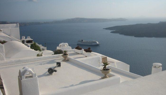 Аморгос — пленительный греческий остров