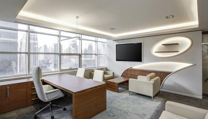 Советы по выбору мебели в кабинет руководителя