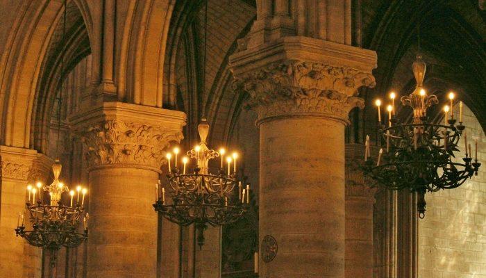 Факел, лучина и масляная лампа — предки современных светильников