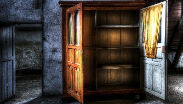 Как сундук стал шкафом
