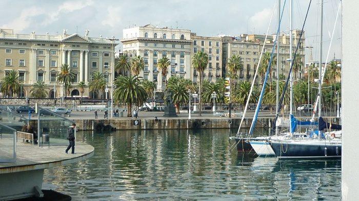 Барселона архитектора Гауди