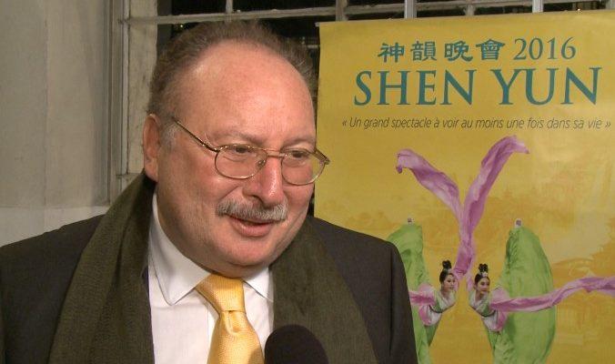 Последний король Египта: В Shen Yun так много красоты
