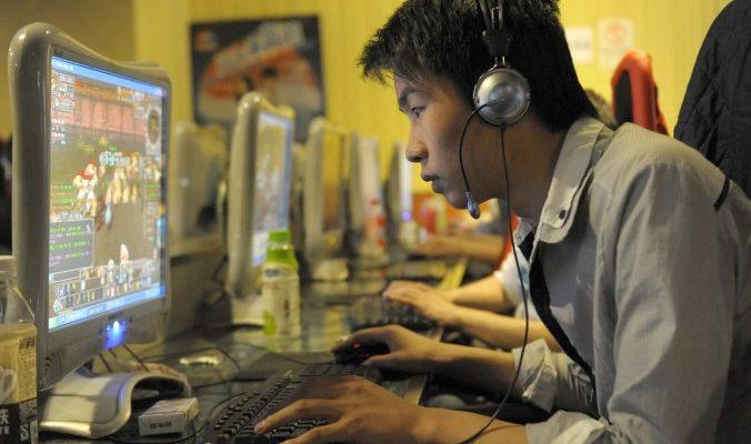 Чем в Китае лечат геймеров —  зависимых от компьютерных игр