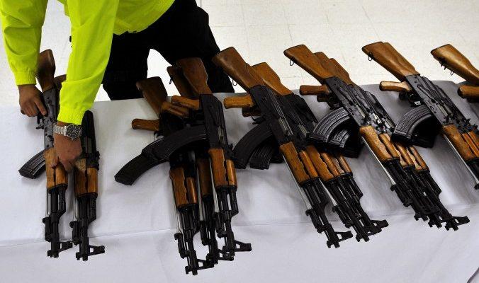Китай стремится нарастить экспорт вооружения