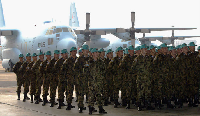 Новый закон о самообороне в Японии: защита государства или участие в новой войне?