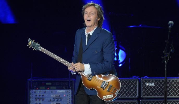 Маккартни намерен вернуть себе права на песни The Beatles