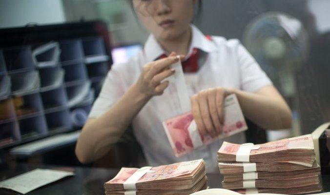 Китайский пузырь корпоративных облигаций