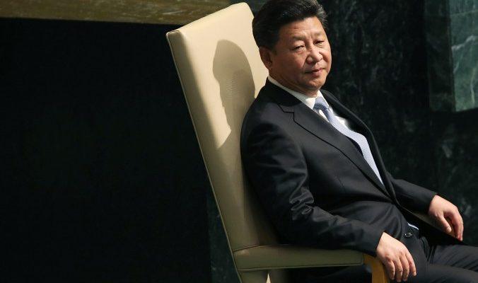 Внутрипартийная борьба привела к усилению цензуры в Китае