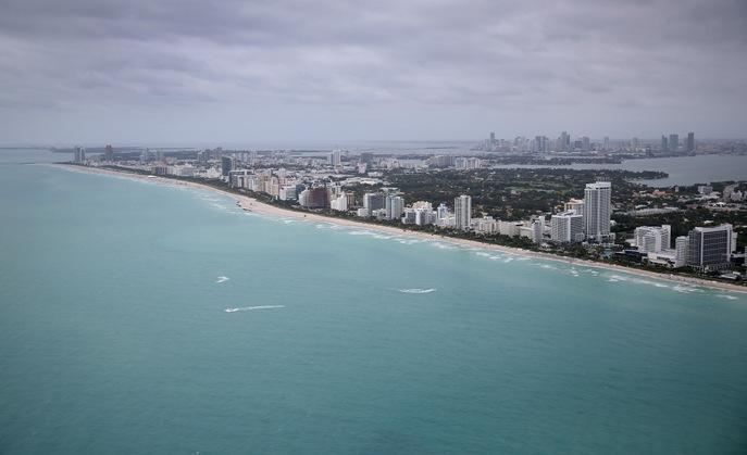 Маями. Фото: Joe Raedle/Getty Images